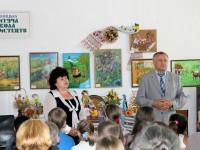 Вінницька  дитяча школа мистецтв присвячує  творчий звіт юних художників Міжнародному Дню захисту дітей !