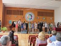 Випускний вечір в Вінницькій дитячій школі мистецтв