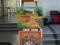 Виставка творчих робіт учнів та викладачів »Осінні етюди»