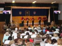 Шефський концерт з нагоди 70- річчя  Вінницького обласного клінічного госпіталю ветеранів війни