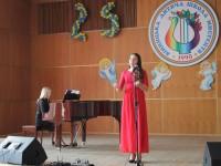 Загальноміський конкурс  юних виконавців «Кришталева нота-2016» , номінація «Вокал»