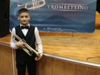 Участь у II Відкритому конкурсі трубачів імені Віталія Гуцала